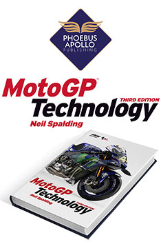 MotoGP Technology 3rd edition